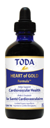 BUY TODA Herbal HEARTofGOLD Formula 120ml
