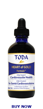 TODA Herbal HEART of GOLD Formula 60ml / 2oz