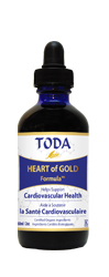 BUY TODA Herbal HEART of GOLD Formula 60ml / 2oz